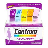 Centrum Mulher caixa com 30 comprimidos