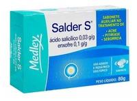 0,03g/g + 0,1g/g, caixa contendo 1 sabonete em barra com 80g