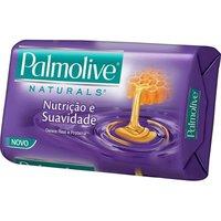 Sabonete Palmolive Naturals nutrição e suavidade, barra, 1 unidade com 150g