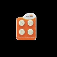 Anador 500mg, blíster com 4 comprimidos
