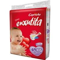 Fralda Capricho Enxutita EG, 64 unidades