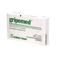 Gripemed Caixa com 30 comprimidos