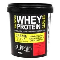 Máscara Capilar Garbus Hair Whey Protein - 450g