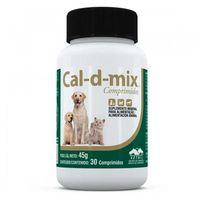 CAL-D-MIX Vetnil 30 comprimidos