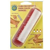 Tubo Recortável para Calos Ortho Pauher Skingel P, sem malha, 1 unidade