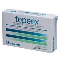 Tepeex Frasco com 30 cápsulas