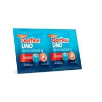 Dorflex Uno 1g, com 2 comprimidos
