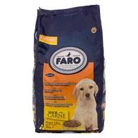 Ração para Cães Faro Filhote carne com 2Kg