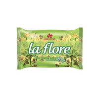 Sabonete Davene La Flore - erva-doce, barra, 180g