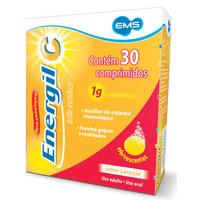 1g, caixa com 30 comprimidos efervescentes (sem açúcar)