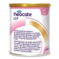 Fórmula Infantil Neocate LCP lata, 1 unidade com 400g