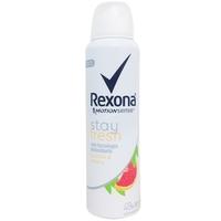 Desodorante Feminino Rexona Motionsense pomelo e verbena, aerosol, 1 unidade com 150mL
