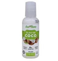 Óleo de Coco Assiflora extra virgem, 1 unidade com 120mL