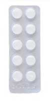 500 + 65mg, blister com 10 comprimidos
