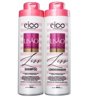Kit Eico Espécialité Lisão shampoo com 800mL + condicionador com 800mL