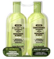 Kit Gota Dourada Antiqueda shampoo com 300mL + condicionador com 300mL