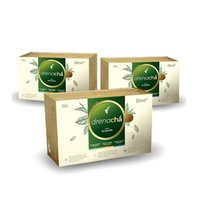 Chá Eleve Drenachá 3 caixas com 90 sachês cada