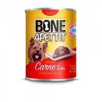 Ração para Raças Pequenas Bone Apettit Patê carne com 280g