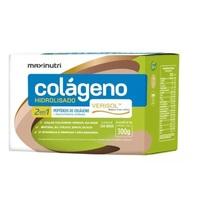 Colágeno Hidrolisado Verisol 300g, 30 sachês de 10g, sabor uva verde
