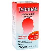 200mg/mL, caixa com 200 frascos gotejadores com 15mL de solução de uso oral (embalagem hospitalar)