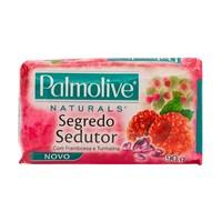 Sabonete Palmolive Naturals turmalina e framboesa, barra, 1 unidade com 90g