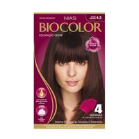 Tintura Creme Biocolor nº 4.5 acaju escuro