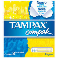 Absorvente Interno Tampax Compak