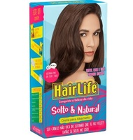 Creme Alisante HairLife Solto & Natural - 180g