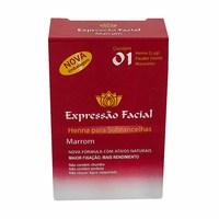 Henna para Sobrancelhas Expressão Facial