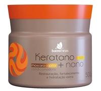 Máscara Condicionadora Barrominas Keratano + Nano 500g