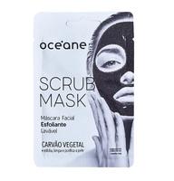 Máscara Esfoliante Facial Océane Scrub Mask 15mL