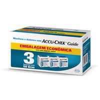 Tiras Medidoras de Glicemia Accu-Chek Guide 150 unidades