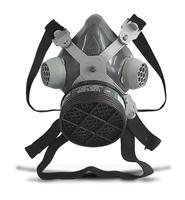 Respirador 1/4 Facial Alltec Mastt 2001 Pesticida uma via, tamanho único