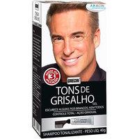 Grecin Tons de Grisalho Shampoo Tonalizante