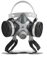 Respirador 1/4 Facial Alltec Mastt 2002 GA duas vias, tamanho único