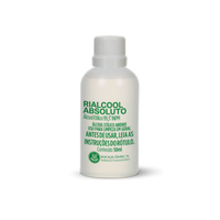 Rialcool Absoluto Rioquímica 50mL