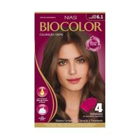 Tintura Creme Biocolor nº 6.1 louro cinza moderno