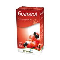 Guaraná Bionatus 470 Mg caixa com 60 cápsulas