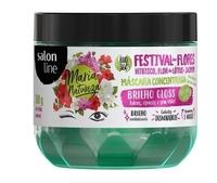Máscara Concentrada Salon Line Maria Natureza Festival das Flores