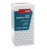 Óleo Mineral Needs de uso dermatológico ou oral com 100mL