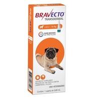 Antipulgas para Cães Bravecto 4,5Kg até 10Kg, 250mg, pipeta de 0,89mL