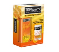 Kit Tresemmé Solar Repair Shampoo 200mL + Creme de Pentear 300mL