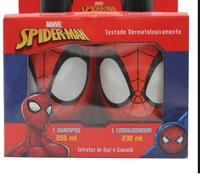 Kit Nutriex Spider-Man shampoo com 230mL + condicionador com 200mL