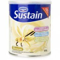 Complemento Alimentar Sustain Regular lata, baunilha, 450g