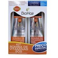 Kit BioHair Bomba de Vitaminas SOS - shampoo, 350mL + condicionador, 350mL