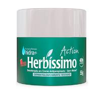 Desodorante Herbíssimo action, creme, 55g
