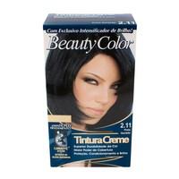 Tintura Beauty Color n° 2.11 preto azulado