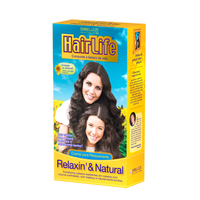 Creme Alisante HairLife Relaxin & Natural 180g