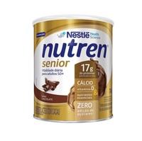 chocolate, lata, 1 unidade com 740g