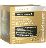Creme Facial Cicatricure Gold Lift Noite 50g